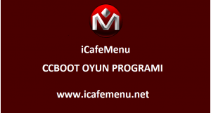 iCafeMenu Oyun Programı