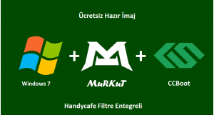 Handycafe filtreli ccboot imajı