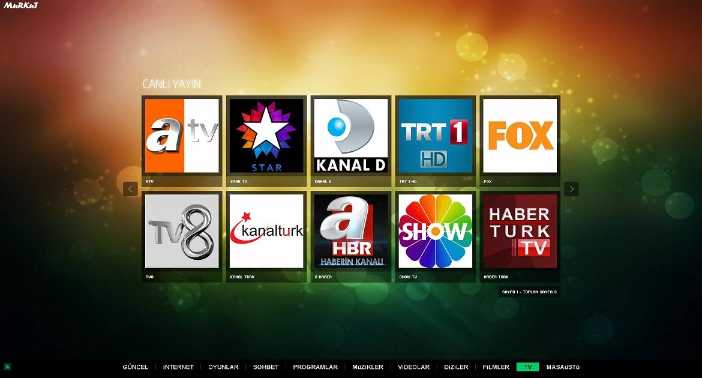 Murkut TV Canlı Yayın